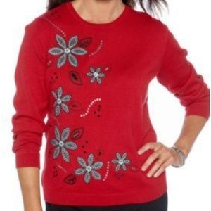 Alfred Dinner Park Place Sweater